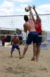 Highlight for Album: Beach Volleyball