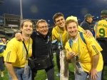 Zaph, George, Warren, Brendan