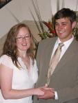 Mr & Mrs Curtis!
