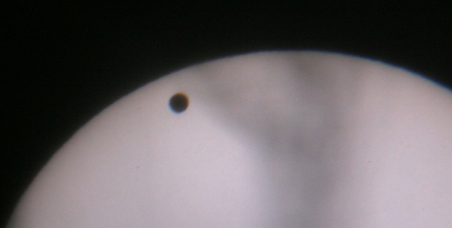 Transit of Venus, June 8 2004