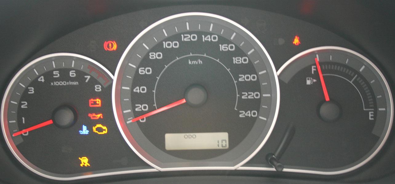 Odometer: 10km